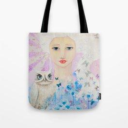 The Other Side of Metamorphosis  Tote Bag