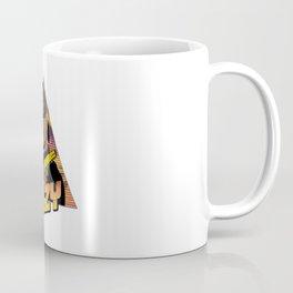 Eazy Retro Art Coffee Mug