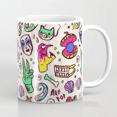 Rocket Number 9 Mug