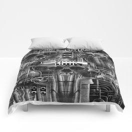 industrial revolution Comforters