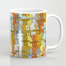 Illusionist Congress Coffee Mug
