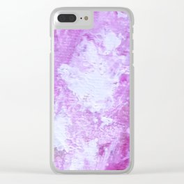 Tamed Krampus Clear iPhone Case
