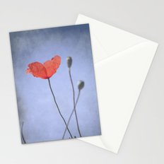 Happy poppy. Spring dreams Stationery Cards