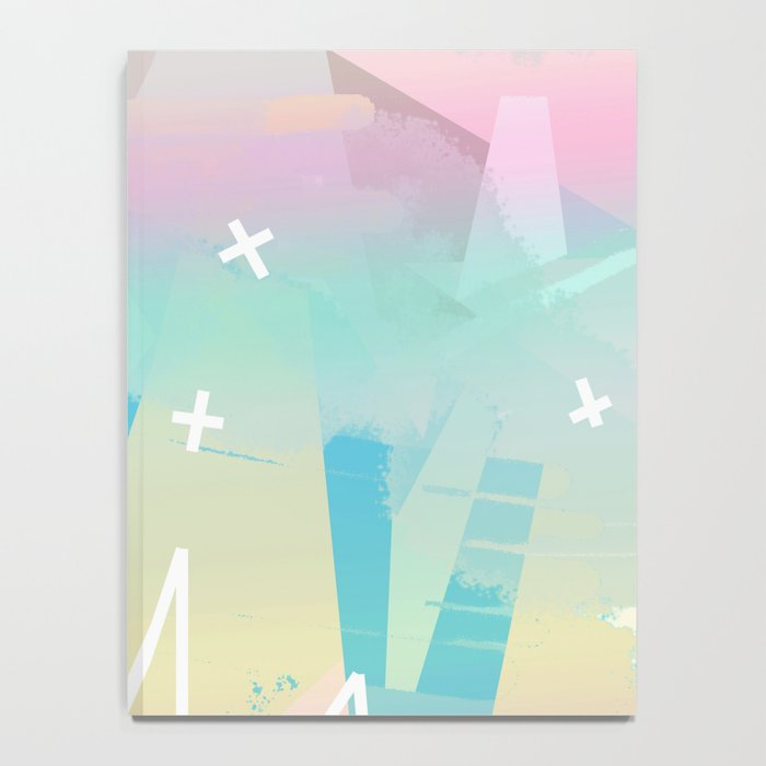 Minimal Pop Notebook