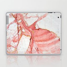 Pink Marble Laptop & iPad Skin