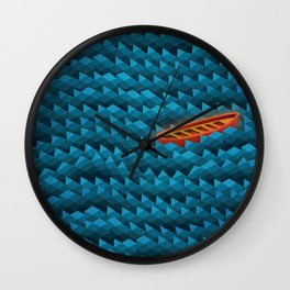 Estonia I Wall Clock