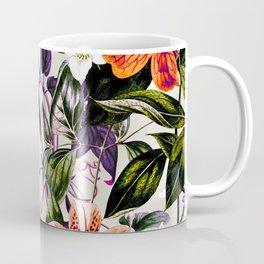 Vibrant botanic Coffee Mug