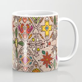 zoryana taupe Coffee Mug