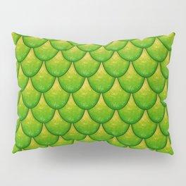 Fish Scales - Green Version Pillow Sham