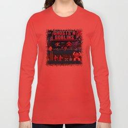 Goblins n' Ghosts Long Sleeve T-shirt