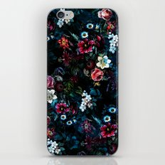NIGHT GARDEN XI iPhone Skin