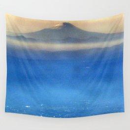 Fuji-san (富士山) original version Wall Tapestry