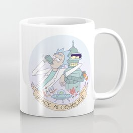 Space Alcoholics Coffee Mug