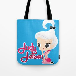 Judy Jetson Pin up style Tote Bag