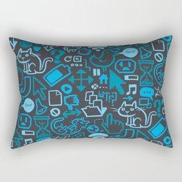 Interwebz Rectangular Pillow