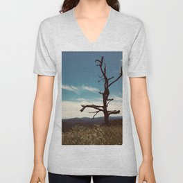 The Cool Dancer Tree Unisex V-Neck