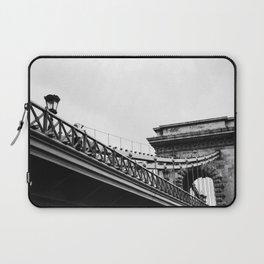 Chain Bridge Budapest Laptop Sleeve