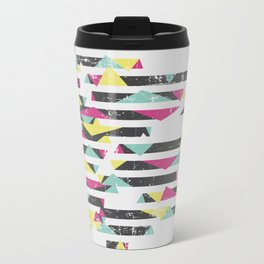 Sound Geomerty Travel Mug