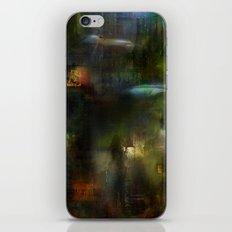 Somewhere in the future iPhone & iPod Skin