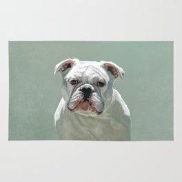 BILL the Bulldog Rug