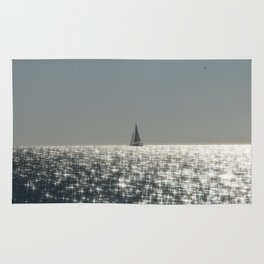 Sparkling Sail Rug