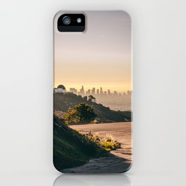 Griffith Observatory Los Angeles California iPhone Case