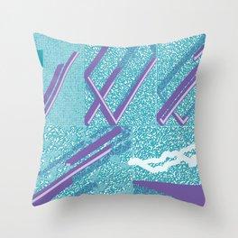 Crunchy Candy Throw Pillow