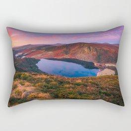 Ireland - Lough Tay(RR209) Rectangular Pillow