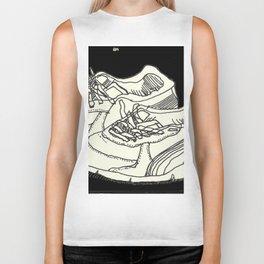 Shoes Biker Tank