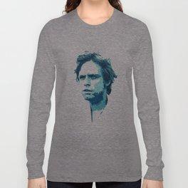 Luke Skywalker (Blue) Long Sleeve T-shirt