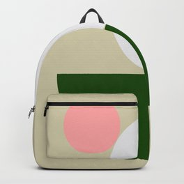 12     190507 Geometric Abstract Design Backpack