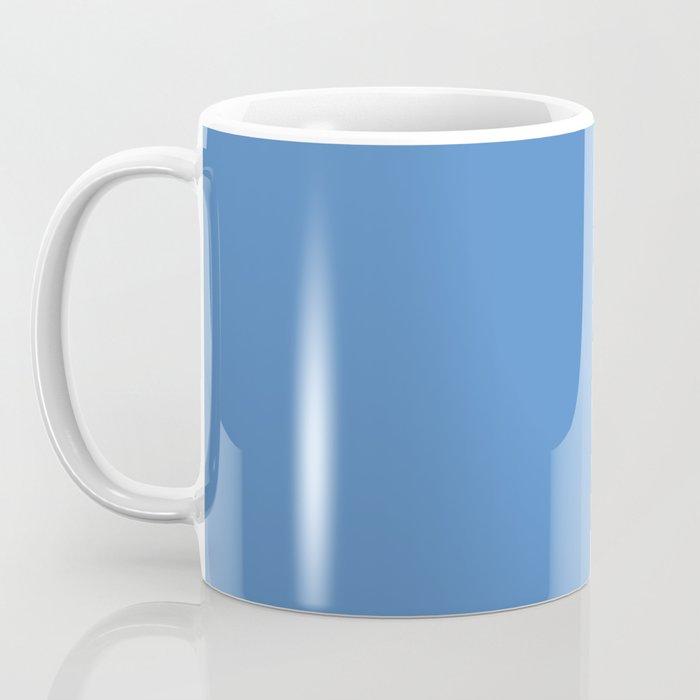 Marina | Pantone Fashion Color Fall : Winter 2017 | Solid Color Coffee Mug