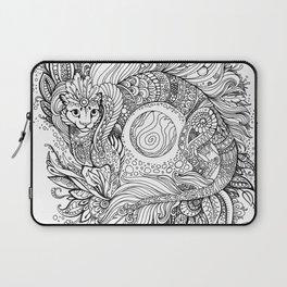 Cat dragon Laptop Sleeve