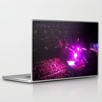concert Laptop & iPad Skins featuring In concert by Stu Naranch
