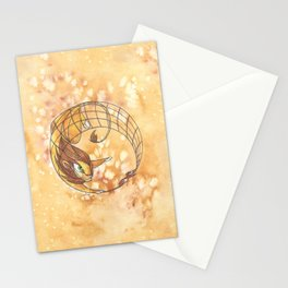 Aesop's Fables - The Lion and the Mouse Stationery Cards