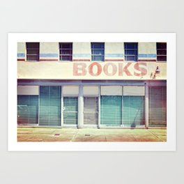 Read Art Print