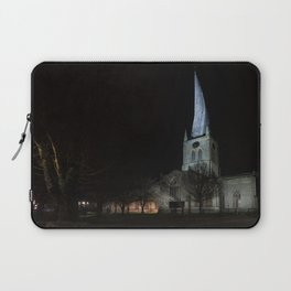 Crooked spire 2 Laptop Sleeve