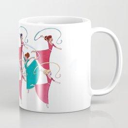 9th Day of Christmas Coffee Mug