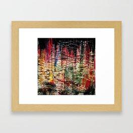 Untitled Number 3 Framed Art Print