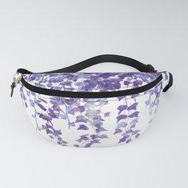 Purple Ivy Fanny Pack