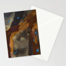 joelarmstrong_rust&gold_01 Stationery Cards