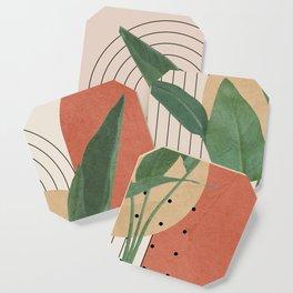 Nature Geometry V Coaster