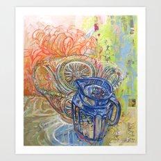 Slight Disorder Art Print
