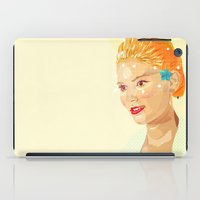 fairy iPad Cases featuring Fairy by Yaara Segal