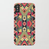 boy iPhone & iPod Cases featuring B / O / L / D by Bianca Green
