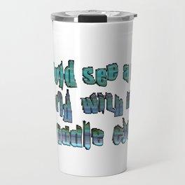 Middle Eye Travel Mug