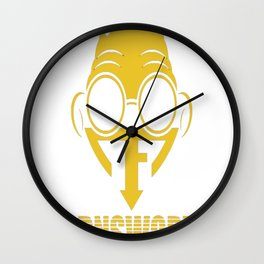 Farnsworth Genetic Replicants Wall Clock