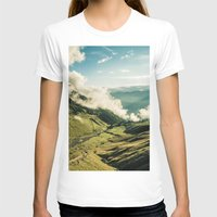 wander T-shirts featuring Wander by StayWild