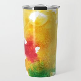 Flames Travel Mug