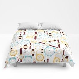 Clocks Comforters